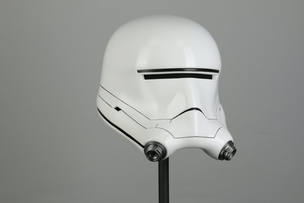 DENUO NOVO STAR WARS - First Order Flametrooper Helmet Flamet23
