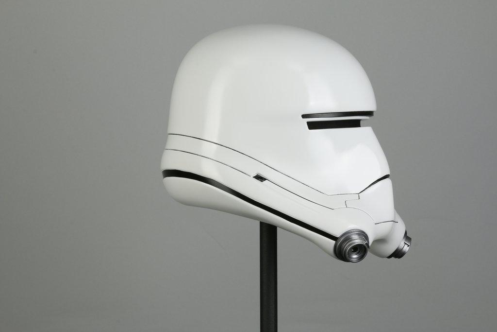 DENUO NOVO STAR WARS - First Order Flametrooper Helmet Flamet25