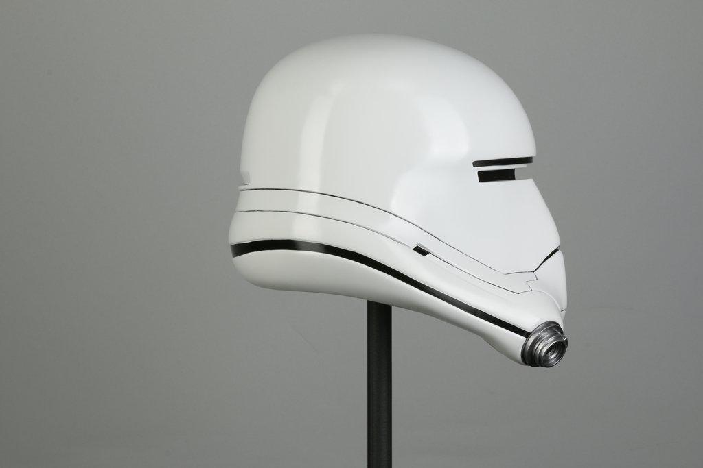 DENUO NOVO STAR WARS - First Order Flametrooper Helmet Flamet26