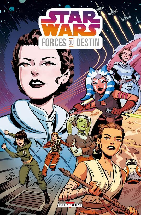DELCOURT - Star Wars Force du Destin Force_11