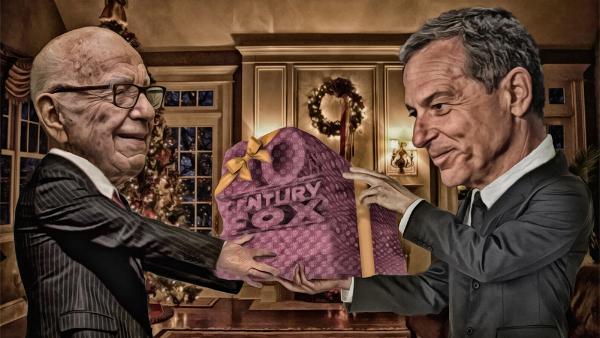 Walt Disney Company achète Twenty-First Century Fox, Inc Fox-di10