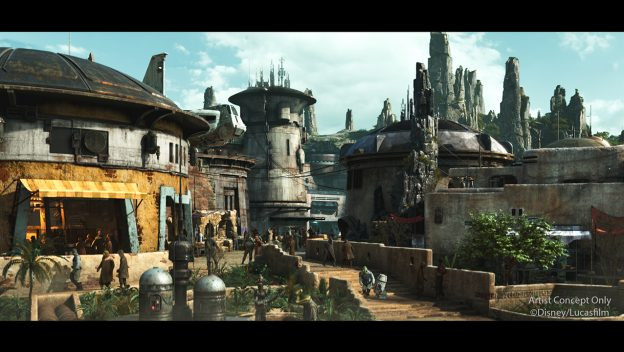 Les news Disney Star Wars: Galaxy's Edge aux Etats Unis (US) - Page 6 Galaxy10