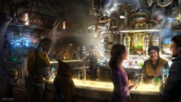 Les news Disney Star Wars: Galaxy's Edge aux Etats Unis (US) - Page 5 Galaxy11