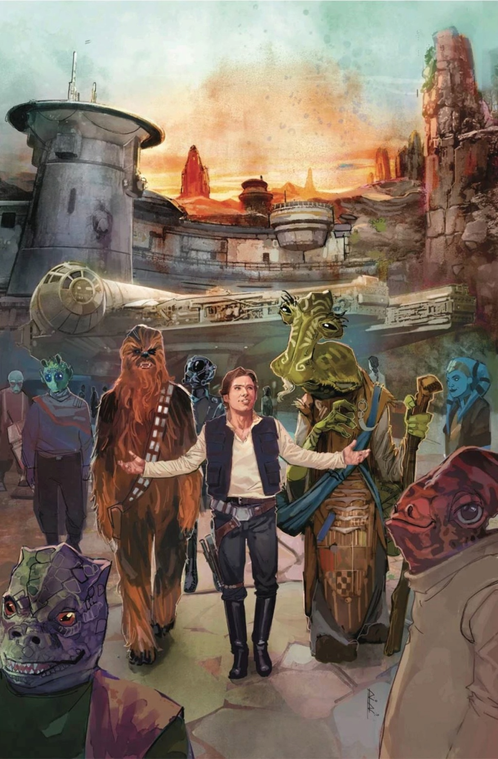MARVEL Star Wars : Galaxy's Edge Galaxy18