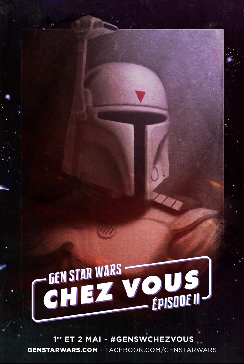 Générations Star Wars et SF Chez Vous - 1-2 mai 2021 Gen20211