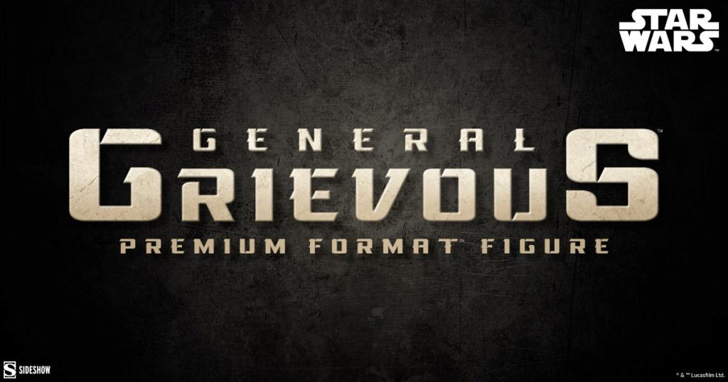 General Grievous Premium Format Figure (2021) - Sideshow Genera28