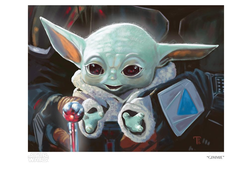Gimmie - Artwork Star Wars - ACME Archives Gimmie10