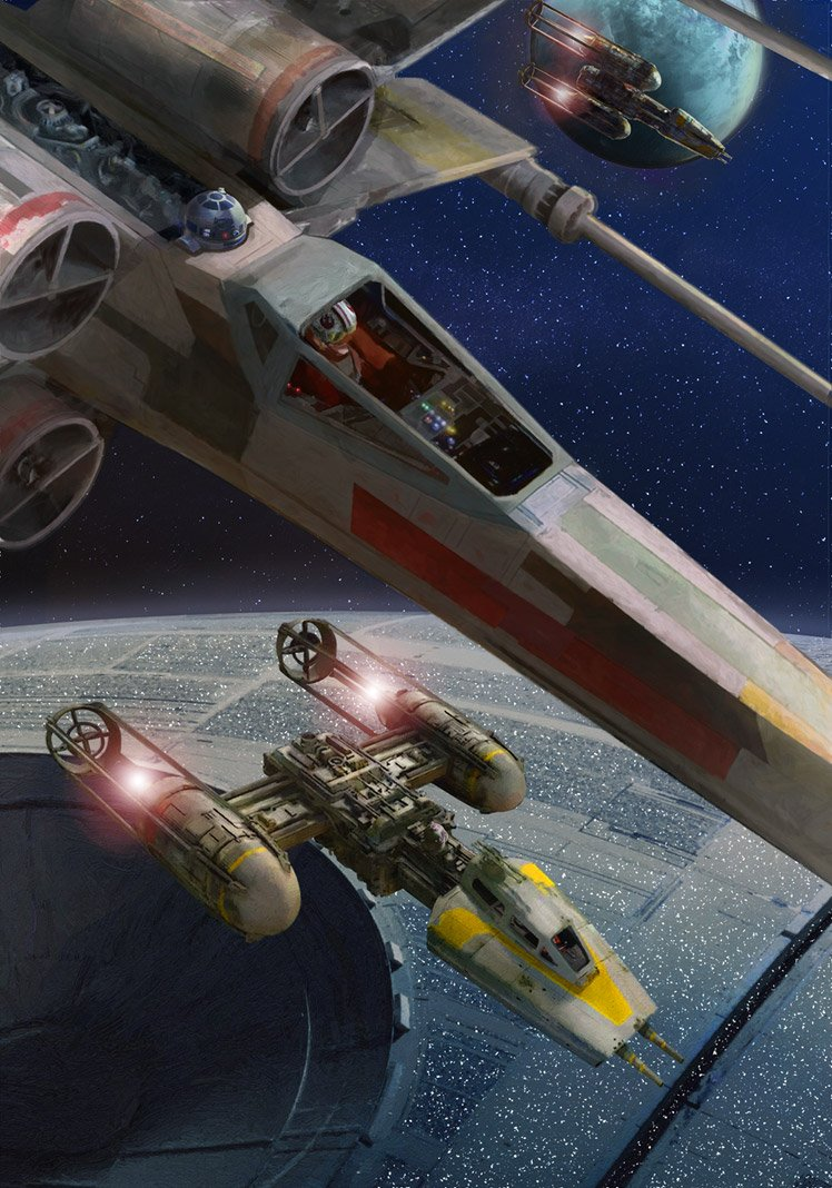 Goin' In - Star Wars - ACME / Dark Ink  Goin_i10