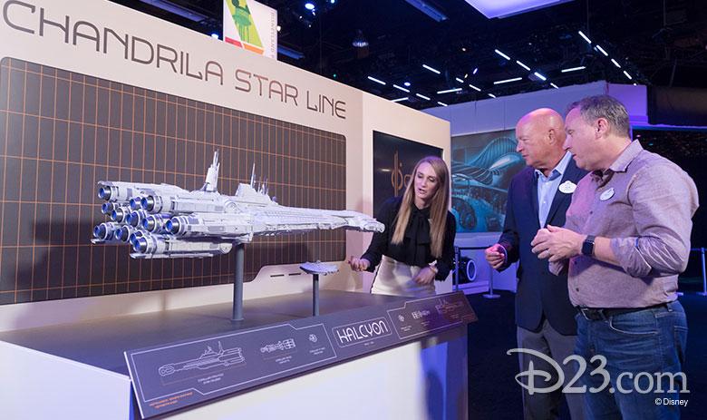 Star Wars Hotel - Disney Hollywood Studios Halcyo12