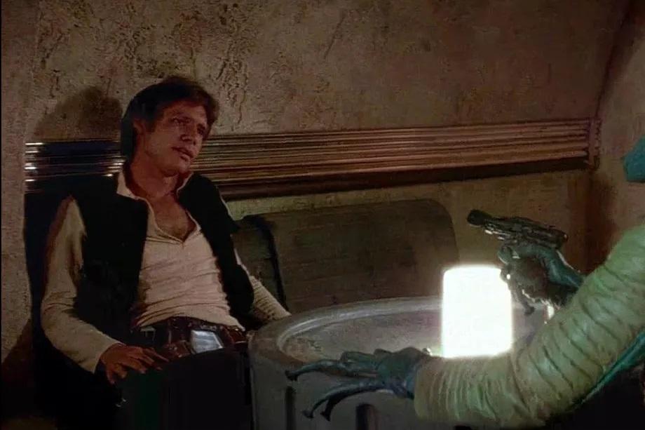 Coffret complet de la saga Star Wars en Blu-ray/4K UHD Han_so23
