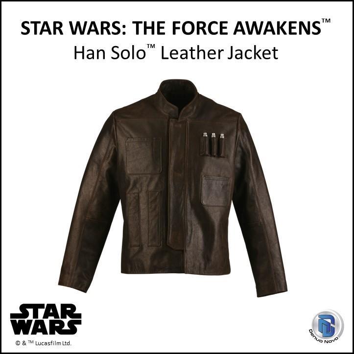 DENUO NOVO STAR WARS - HAN SOLO Leather Jacket (Ep.7 - TFA) Han_so24