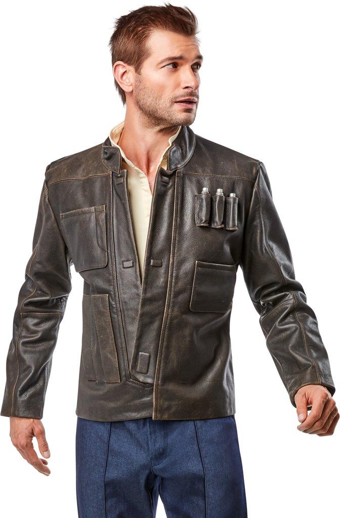 DENUO NOVO STAR WARS - HAN SOLO Leather Jacket (Ep.7 - TFA) Han_so26