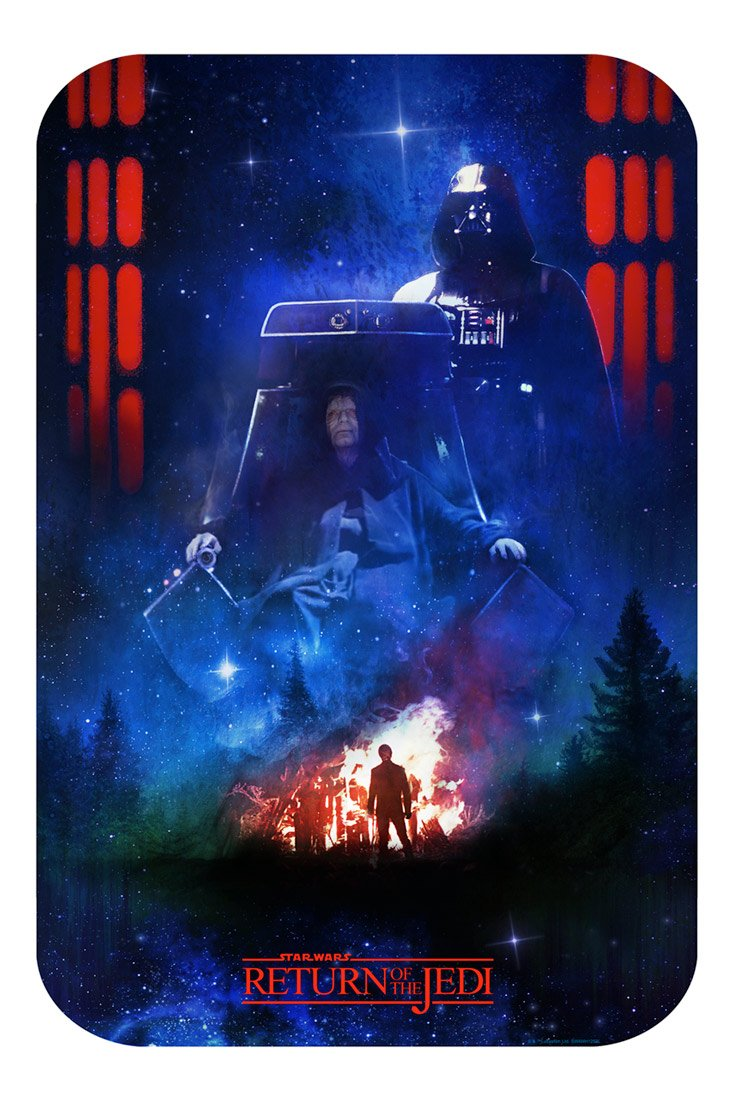 Heritage - Star Wars Return Of The jedi - ACME Herita10