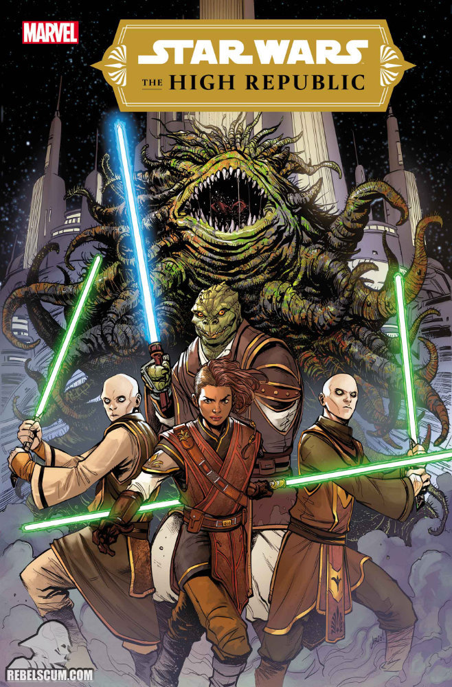 Star Wars The High Republic - Marvel High_r12