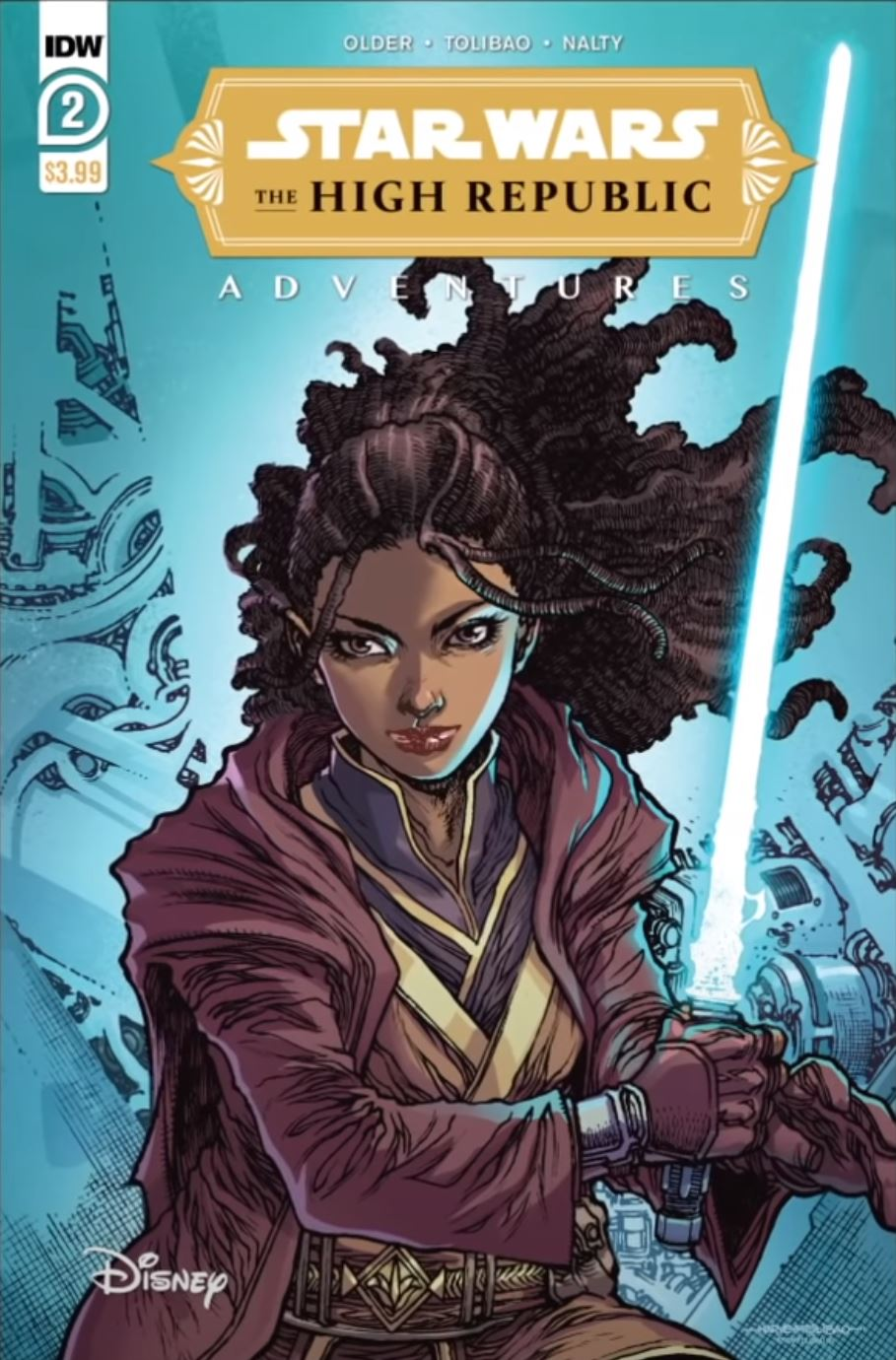 Star Wars: The High Republic Adventures - IDW High_r19
