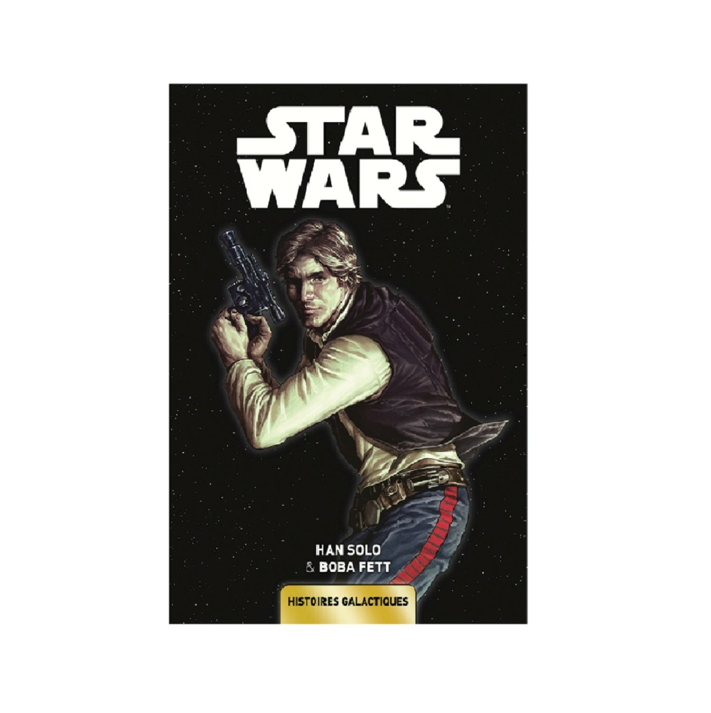 Star Wars Histoires Galactiques - Panini/Carrefour Histoi13