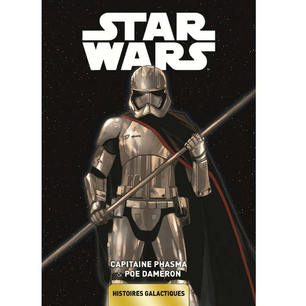 Star Wars Histoires Galactiques - Panini/Carrefour Histoi16