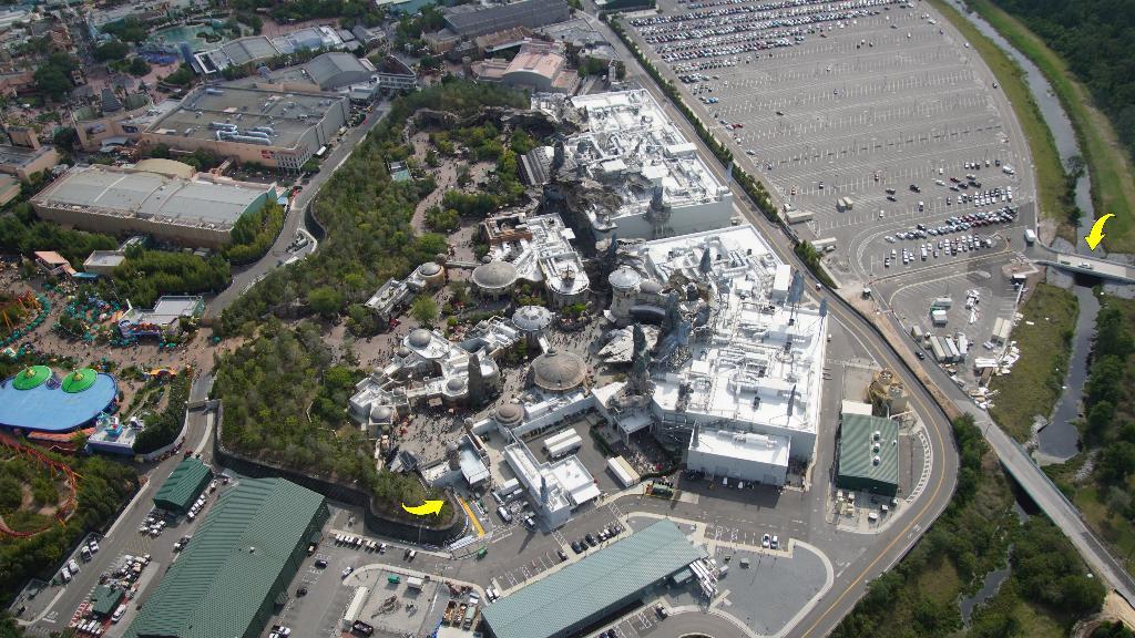 Star Wars Hotel - Disney Hollywood Studios Hub_0610