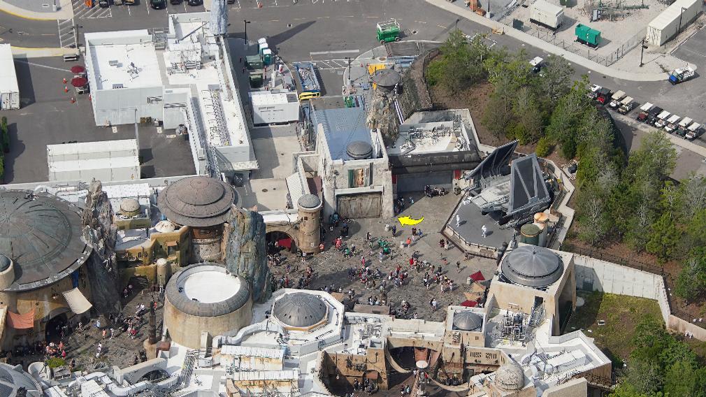 Star Wars Hotel - Disney Hollywood Studios Hub_0710