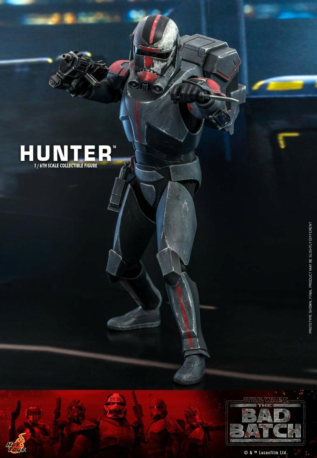 Hunter Sixth Scale Figure Star Wars The Bad Batch – Hot Toys Hunter14