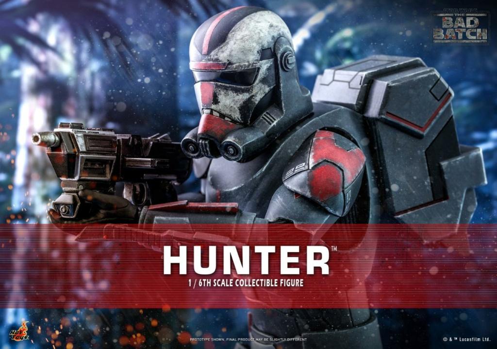 Hunter Sixth Scale Figure Star Wars The Bad Batch – Hot Toys Hunter16