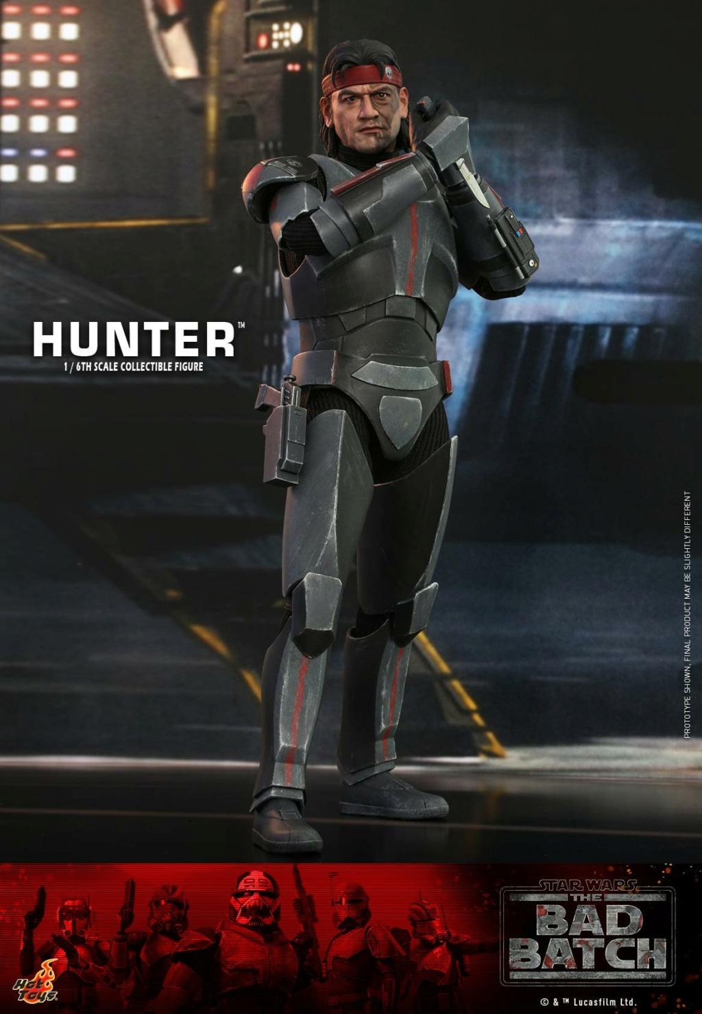 Hunter Sixth Scale Figure Star Wars The Bad Batch – Hot Toys Hunter18