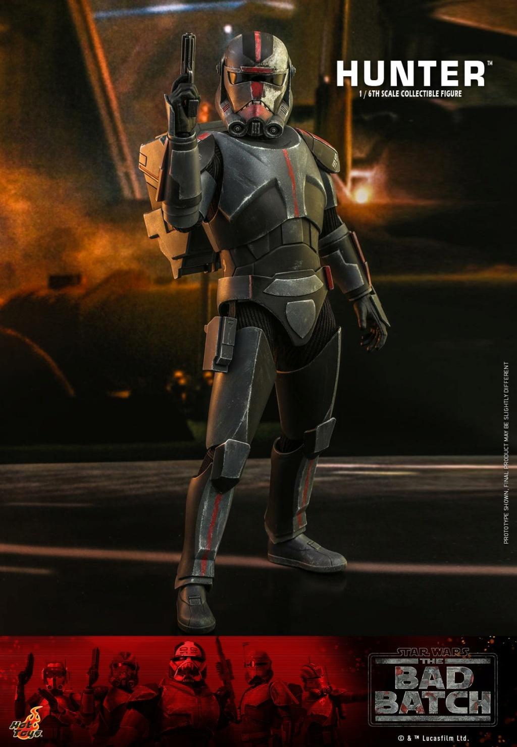 Hunter Sixth Scale Figure Star Wars The Bad Batch – Hot Toys Hunter20