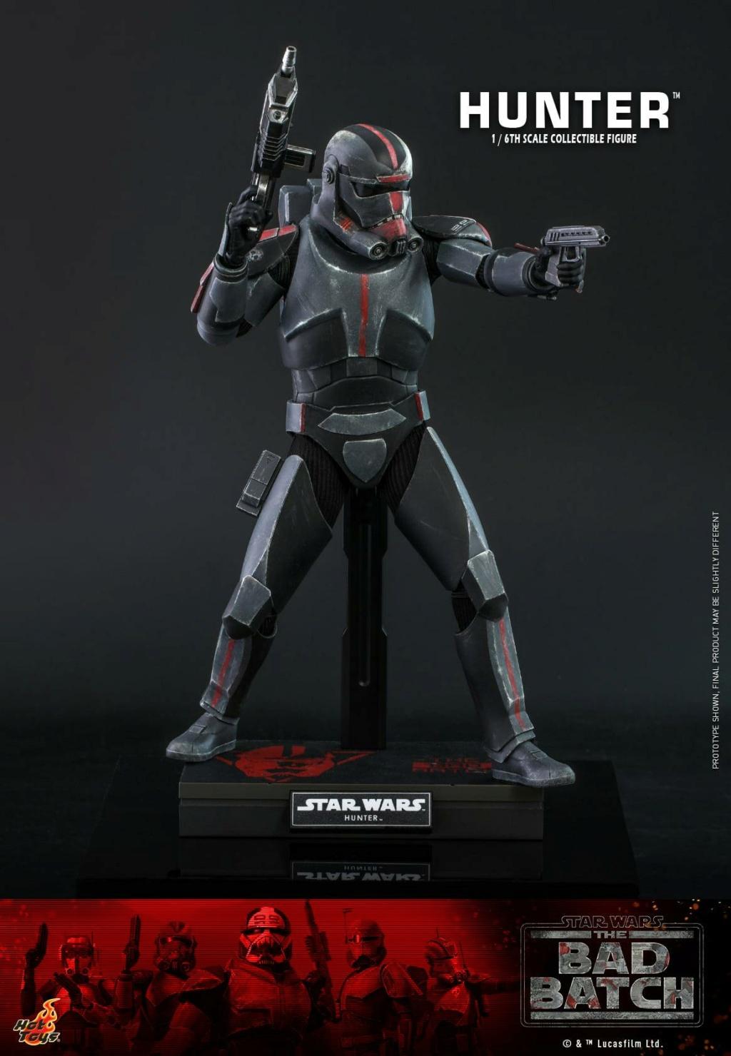 Hunter Sixth Scale Figure Star Wars The Bad Batch – Hot Toys Hunter21