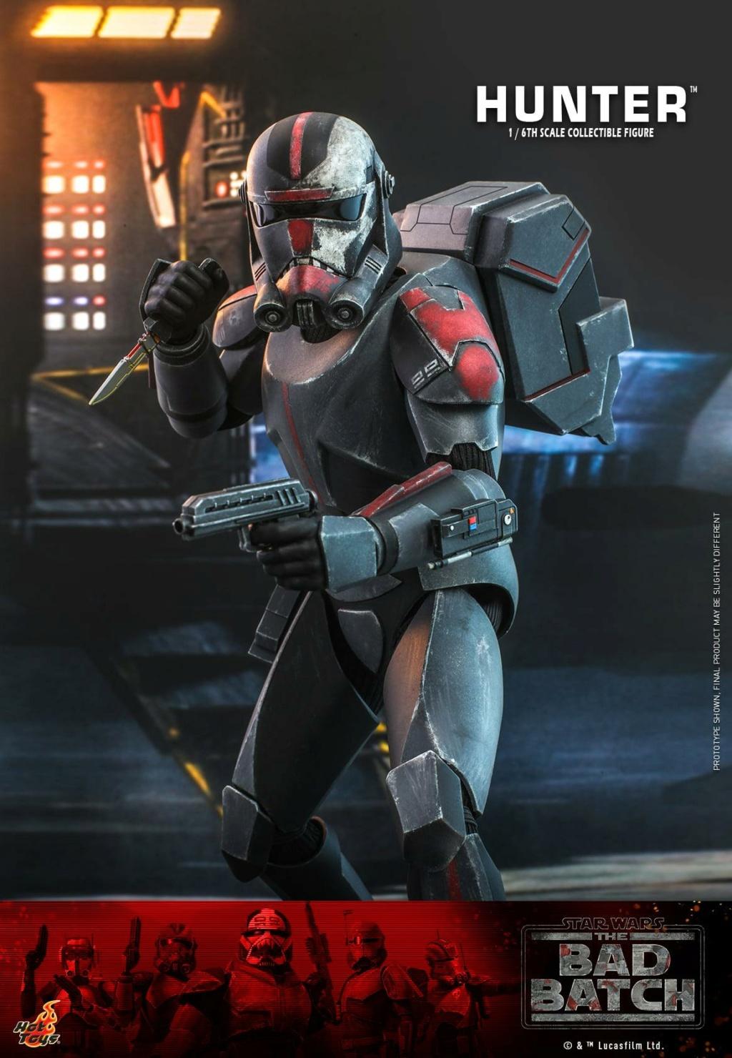 Hunter Sixth Scale Figure Star Wars The Bad Batch – Hot Toys Hunter24
