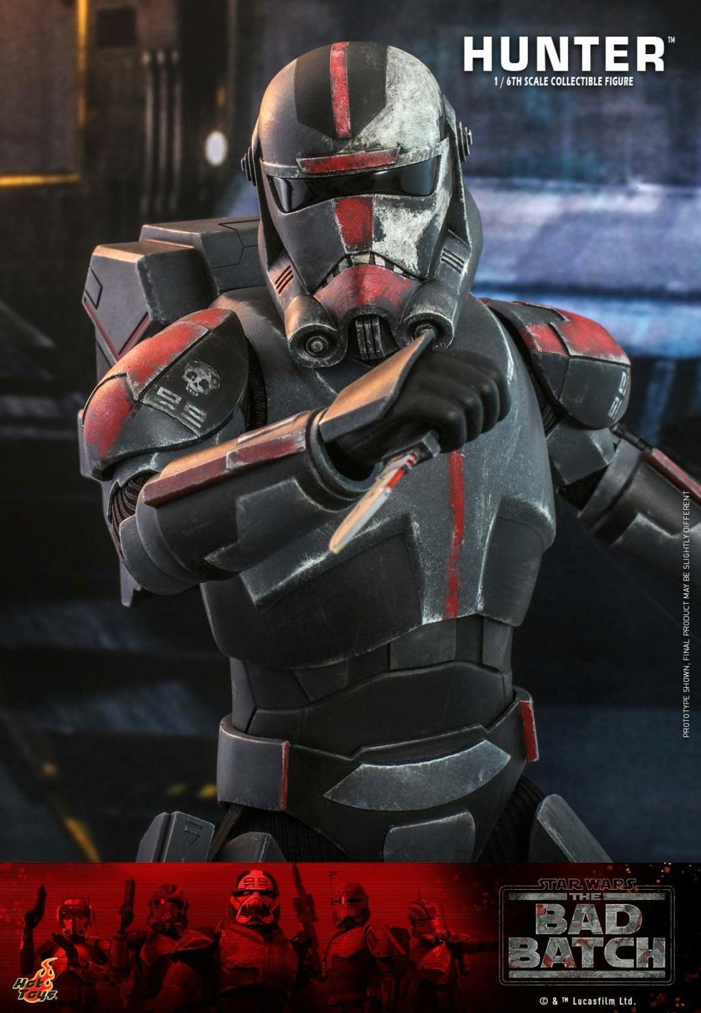 Hunter Sixth Scale Figure Star Wars The Bad Batch – Hot Toys Hunter25