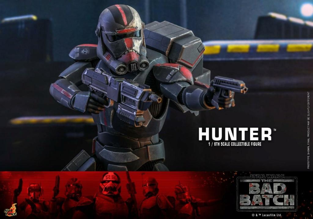 Hunter Sixth Scale Figure Star Wars The Bad Batch – Hot Toys Hunter26