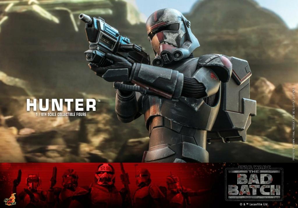 Hunter Sixth Scale Figure Star Wars The Bad Batch – Hot Toys Hunter28