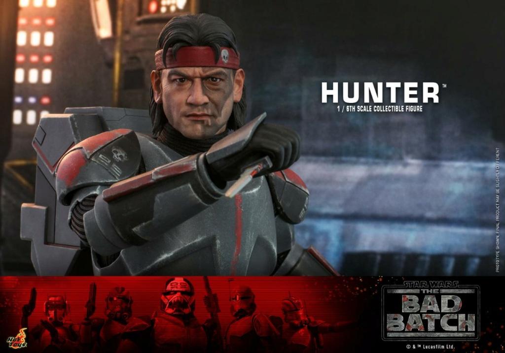 Hunter Sixth Scale Figure Star Wars The Bad Batch – Hot Toys Hunter29