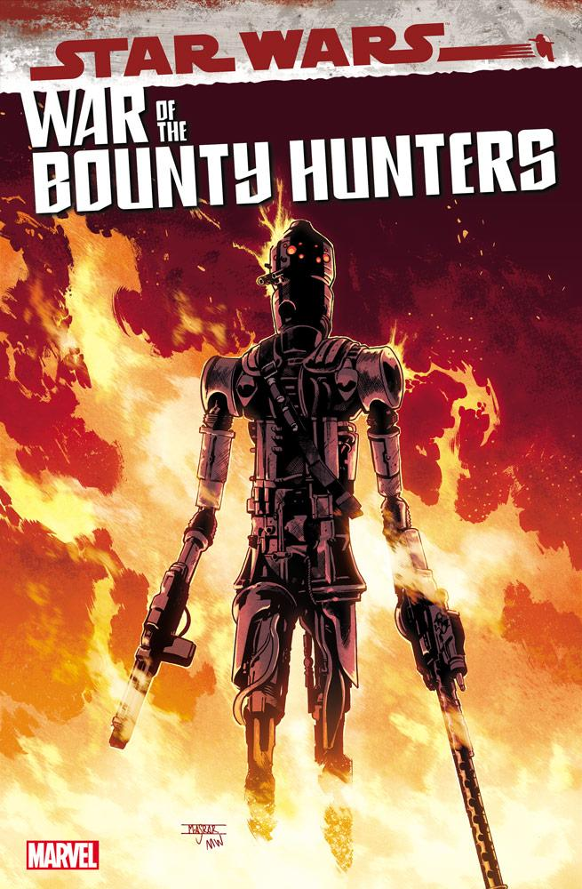 Star Wars : War of the Bounty Hunters - Les ONE SHOT Ig-88_10