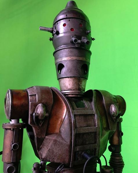 Les NEWS de la série Star Wars The Mandalorian Ig8810