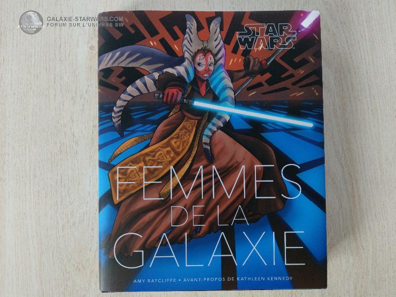 STAR WARS Femmes de la galaxie - HUGINN & MUNINN Imag5310