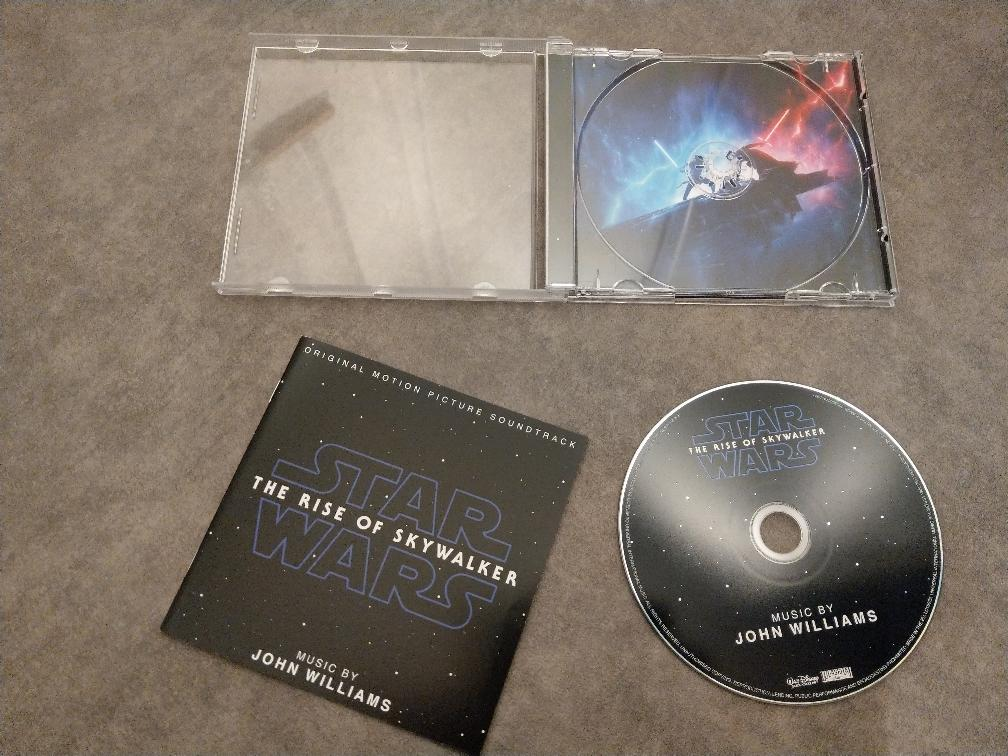 9 - Star Wars IX - The Rise Of Skywalker - La B.O. Imag6410