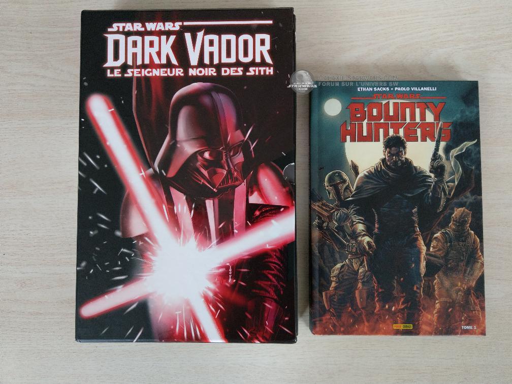 Absolute Dark Vador (2017) Le Seigneur Noir des Sith  PANINI Imag7118