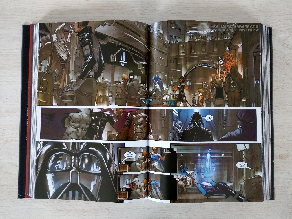 Absolute Dark Vador Seigneur Noir des Sith - PANINI Imag7123