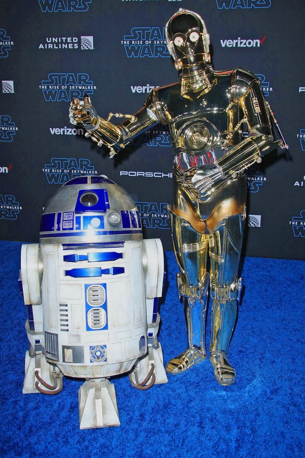 9 - Star Wars The Rise Of Skywalker - Les avants premières  Image_27