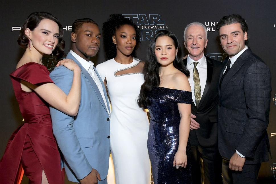 9 - Star Wars The Rise Of Skywalker - Les avants premières  Image_36