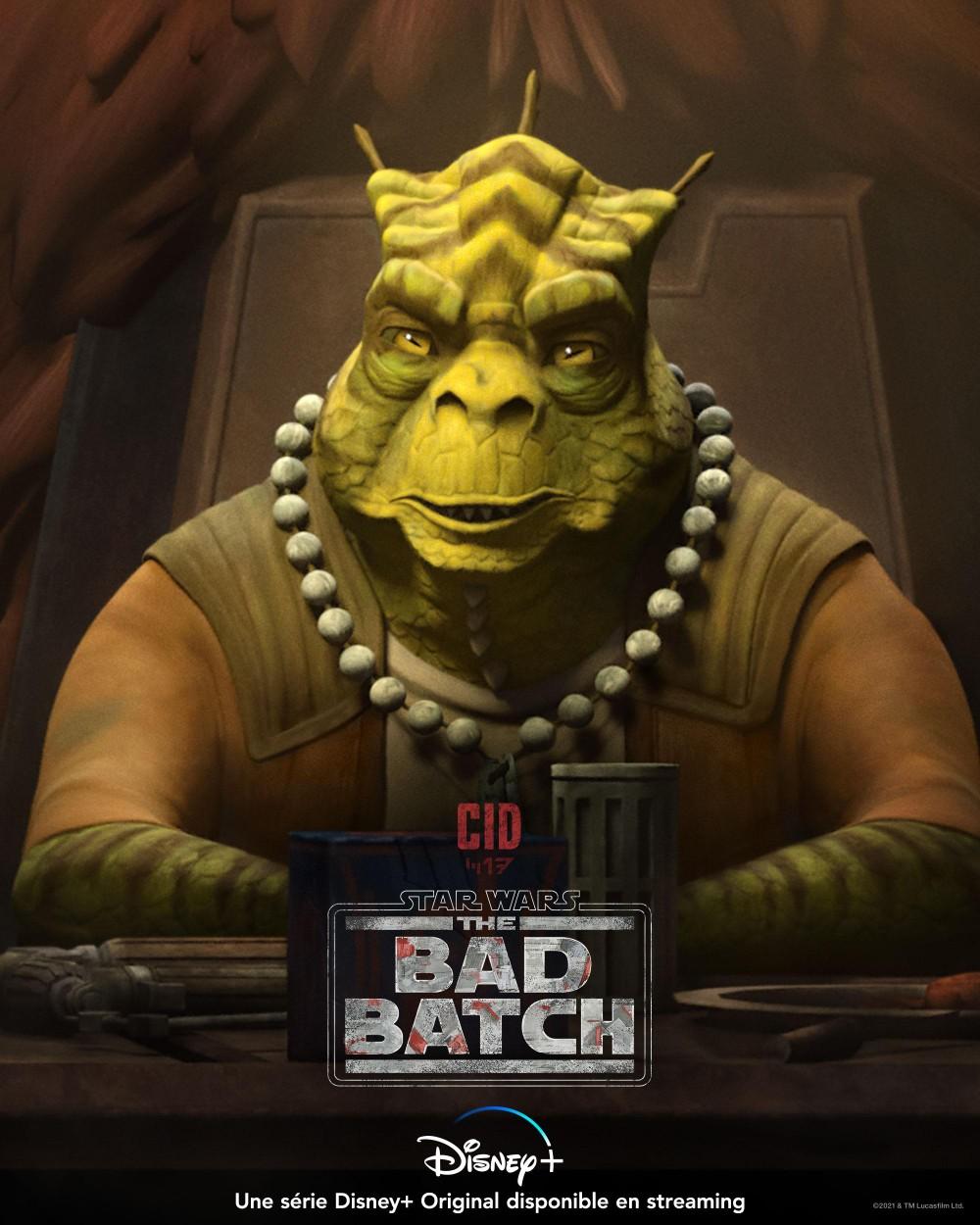 Star Wars The Bad Batch : Les NOUVELLES de la série Img10