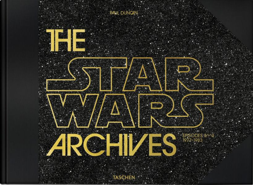 THE STAR WARS ARCHIVES (1977-1983) Paul Duncan - Taschen Img_0110
