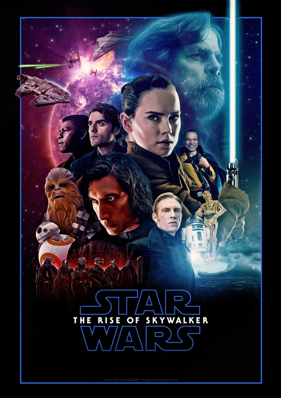 9 - Teaser Trailer Poster Video FanMade Star Wars 9 Img_2030