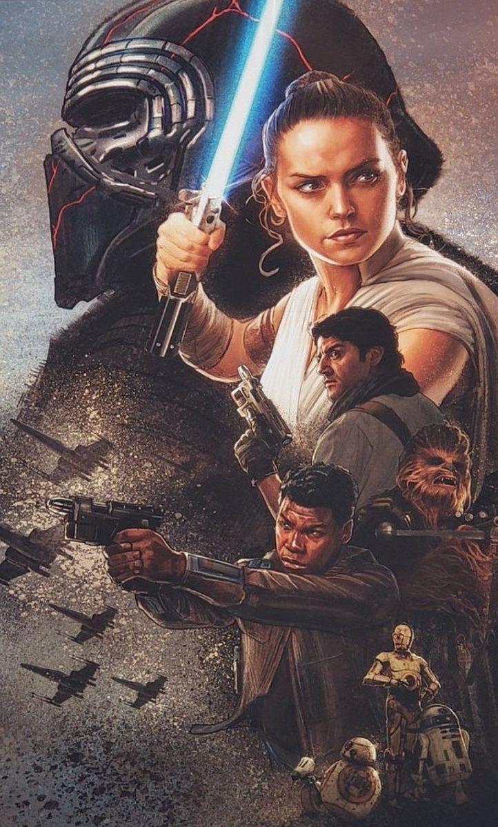9 - Teaser Trailer Poster Video FanMade Star Wars 9 Img_2034