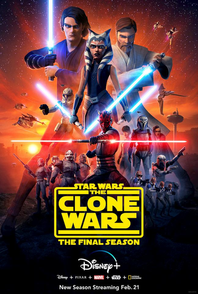 STAR WARS THE CLONE WARS - NEWS - NOUVELLE SAISON - DVD [3] - Page 5 Img_2050