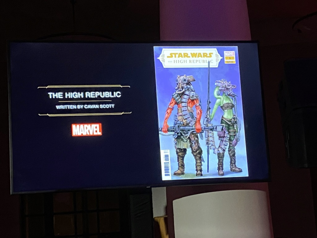 Star Wars The High Republic - Marvel Img_2056