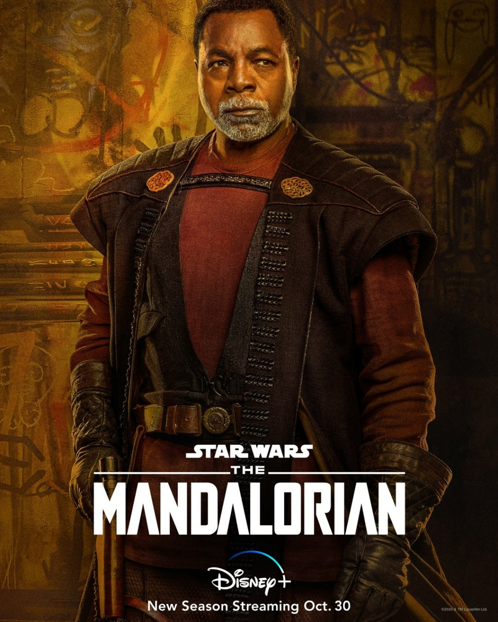 Les NEWS de la saison 2 de Star Wars The Mandalorian  - Page 2 Img_2066