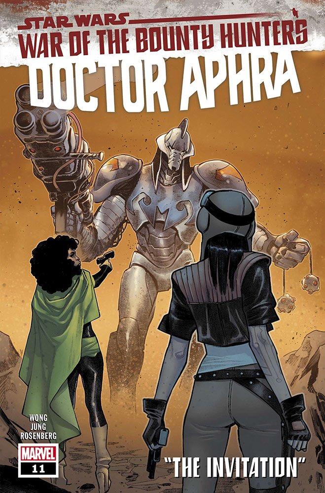 Star Wars Doctor Aphra 2020 - Marvel  Img_2070