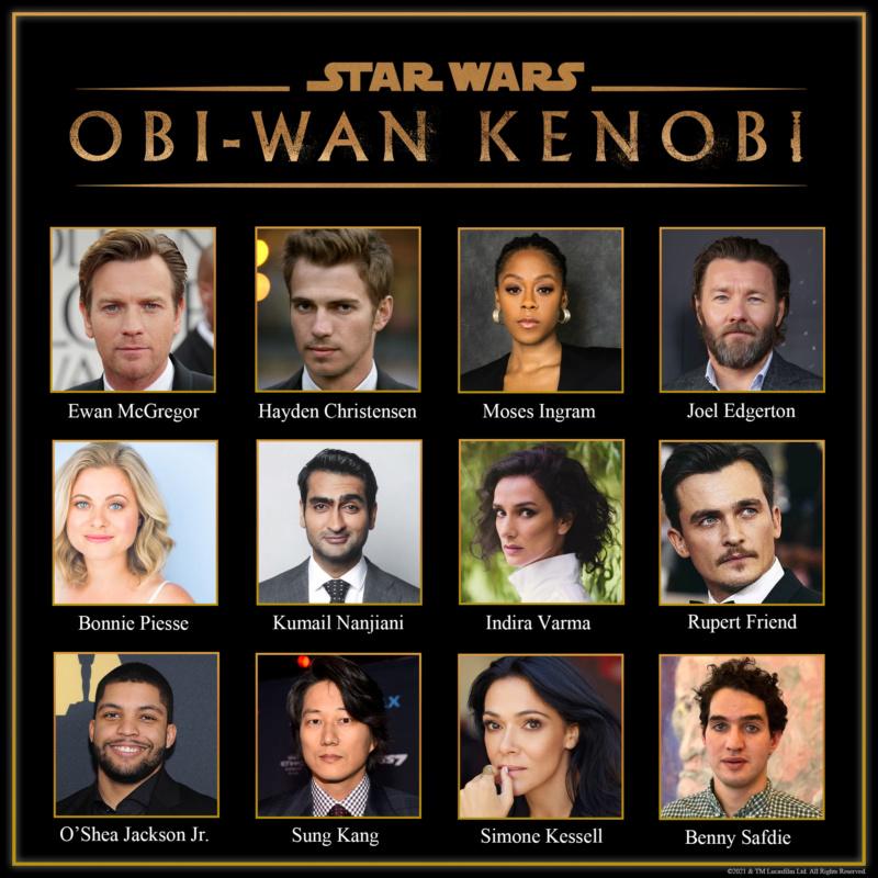 Star Wars Obi Wan Kenobi : Les NOUVELLES de la série Disney+ - Page 2 Img_2071